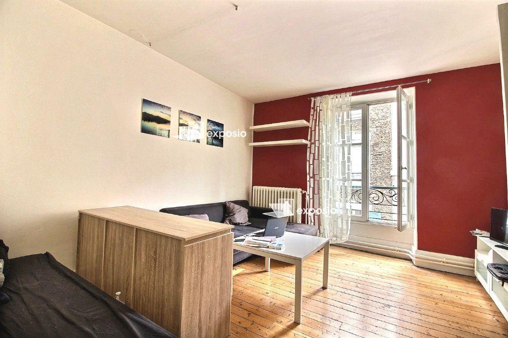 Appartement à vendre 2 34.69m2 à Corbeil-Essonnes vignette-1