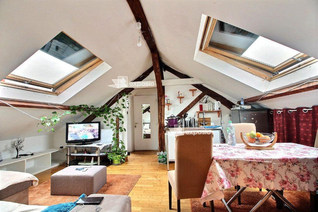 Appartement à vendre 2 28m2 à Corbeil-Essonnes vignette-1