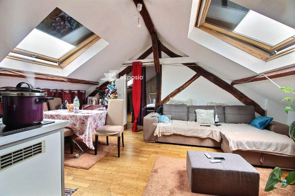 Appartement à vendre 2 28m2 à Corbeil-Essonnes vignette-4