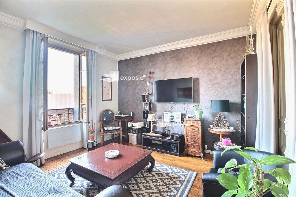 Appartement à vendre 3 57.41m2 à Corbeil-Essonnes vignette-3
