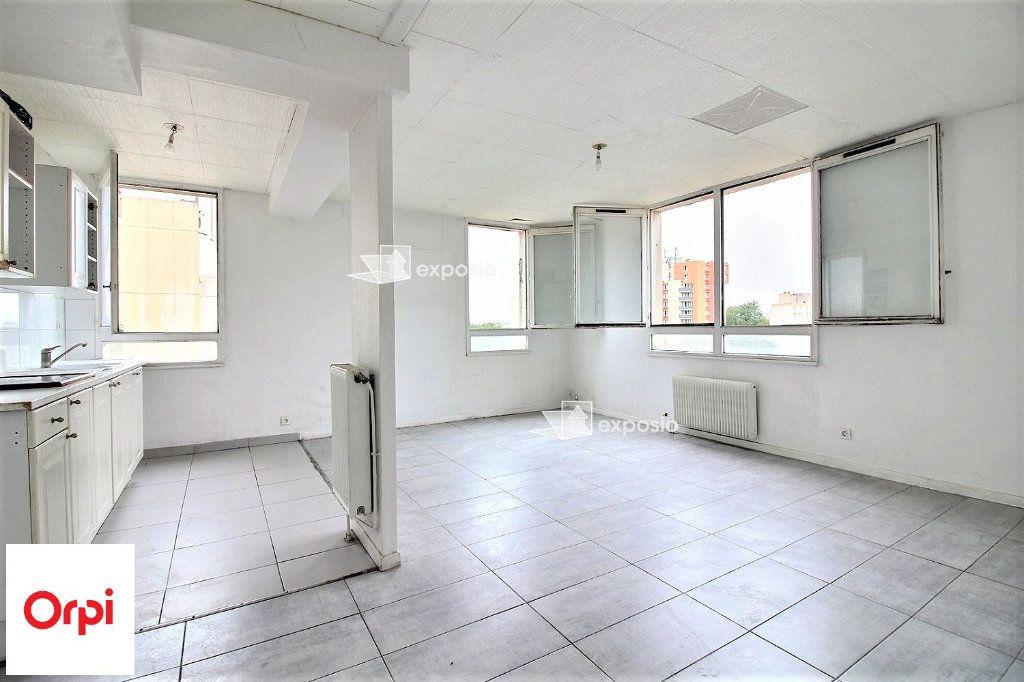 Appartement à vendre 2 46.47m2 à Évry vignette-1