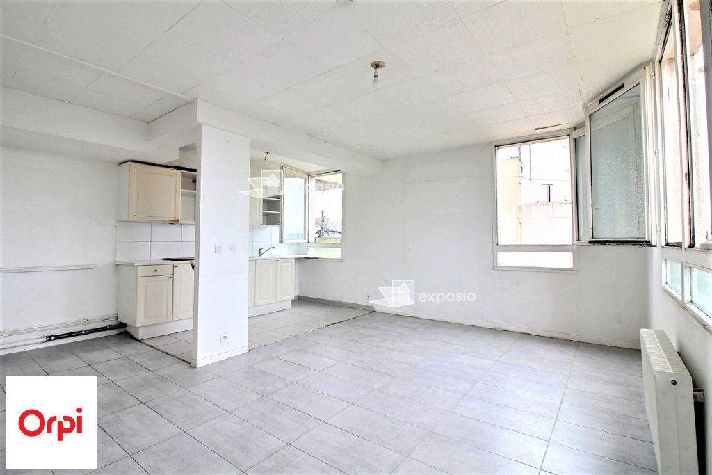 Appartement à vendre 2 46.47m2 à Évry vignette-2