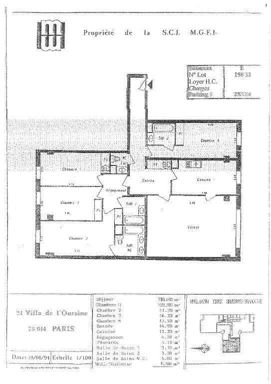 Appartement à vendre 6 138.53m2 à Paris 14 vignette-16