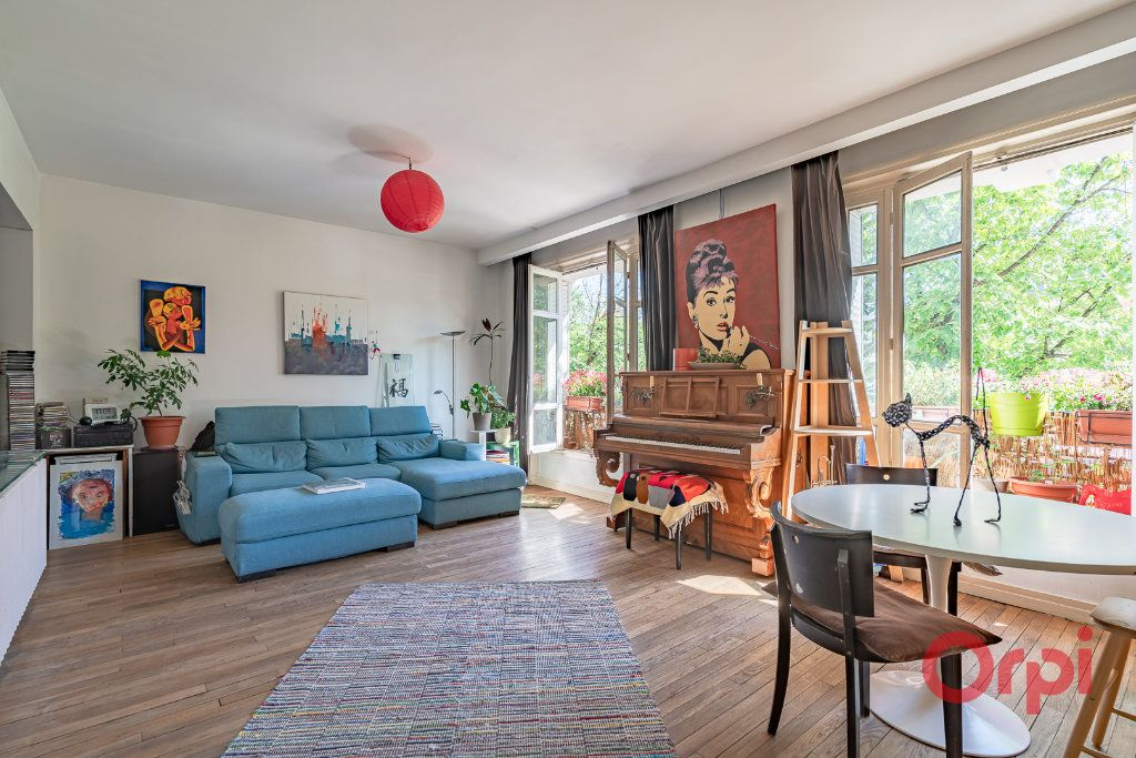 Appartement à vendre 4 82m2 à Paris 15 vignette-10