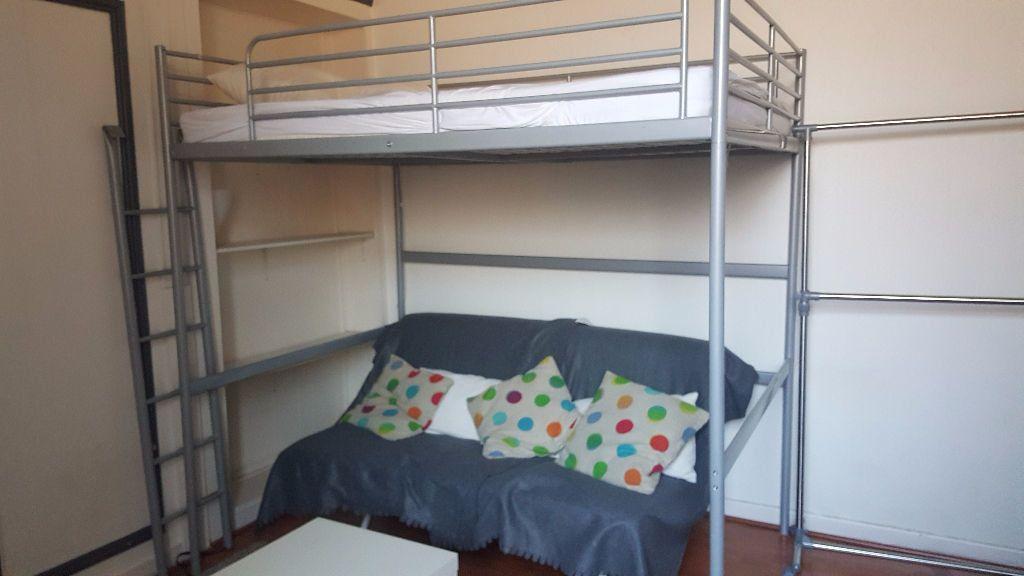 Appartement à louer 1 22.26m2 à Lille vignette-1