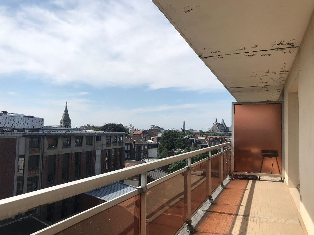 Appartement à louer 2 38.06m2 à Lille vignette-2