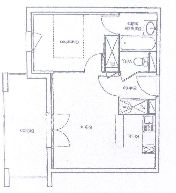 Appartement à vendre 2 35.34m2 à Castelsarrasin vignette-8