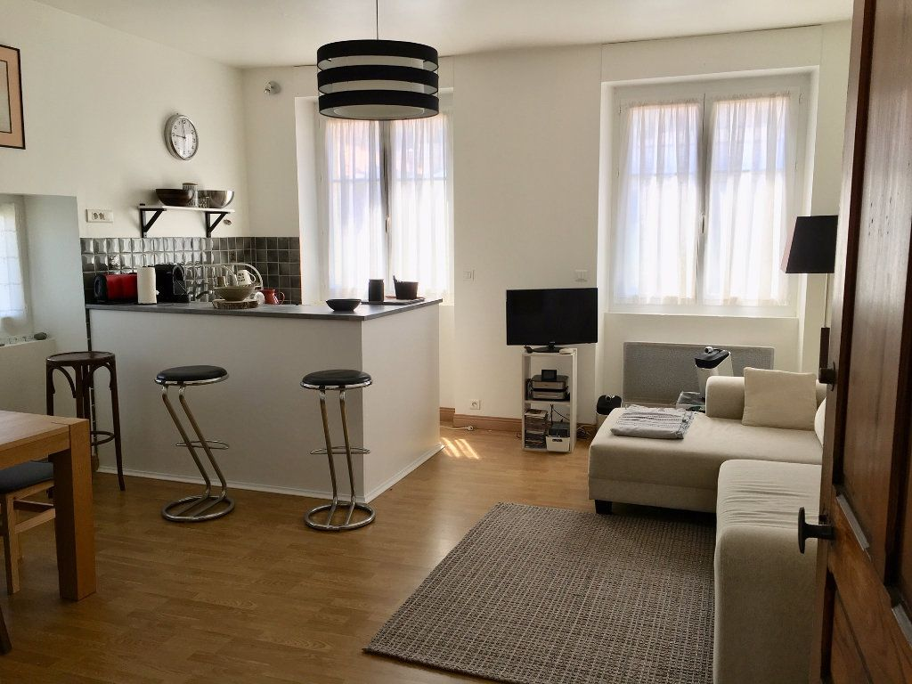 Appartement à vendre 2 38.17m2 à Biarritz vignette-2