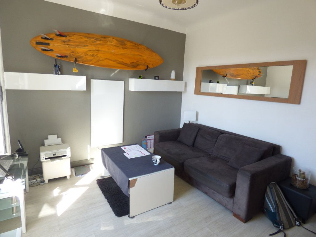 Appartement à vendre 2 35m2 à Biarritz vignette-1