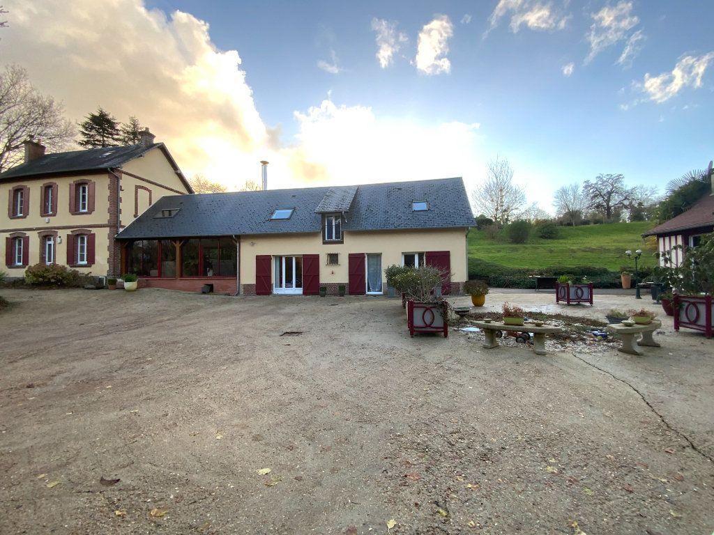 Maison à vendre 9 313m2 à Gonneville-sur-Mer vignette-1