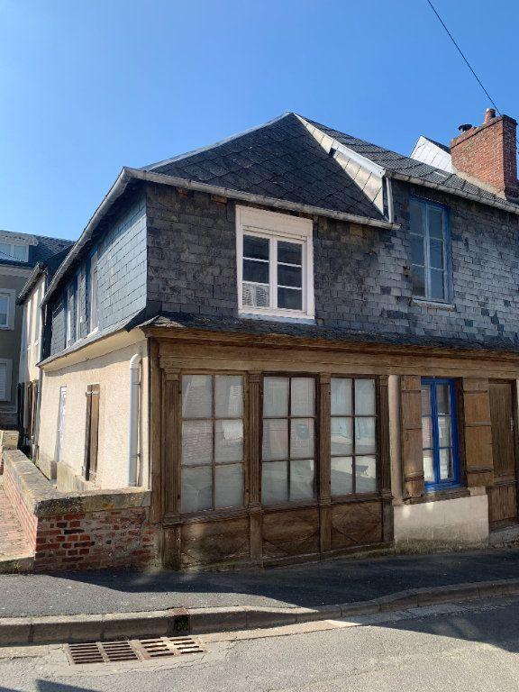 Maison à vendre 5 85m2 à Dozulé vignette-1