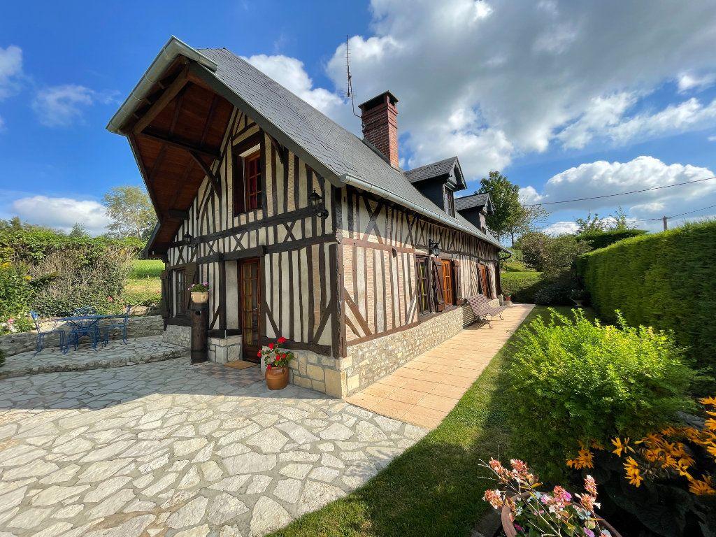 Maison à vendre 5 72m2 à Annebault vignette-1