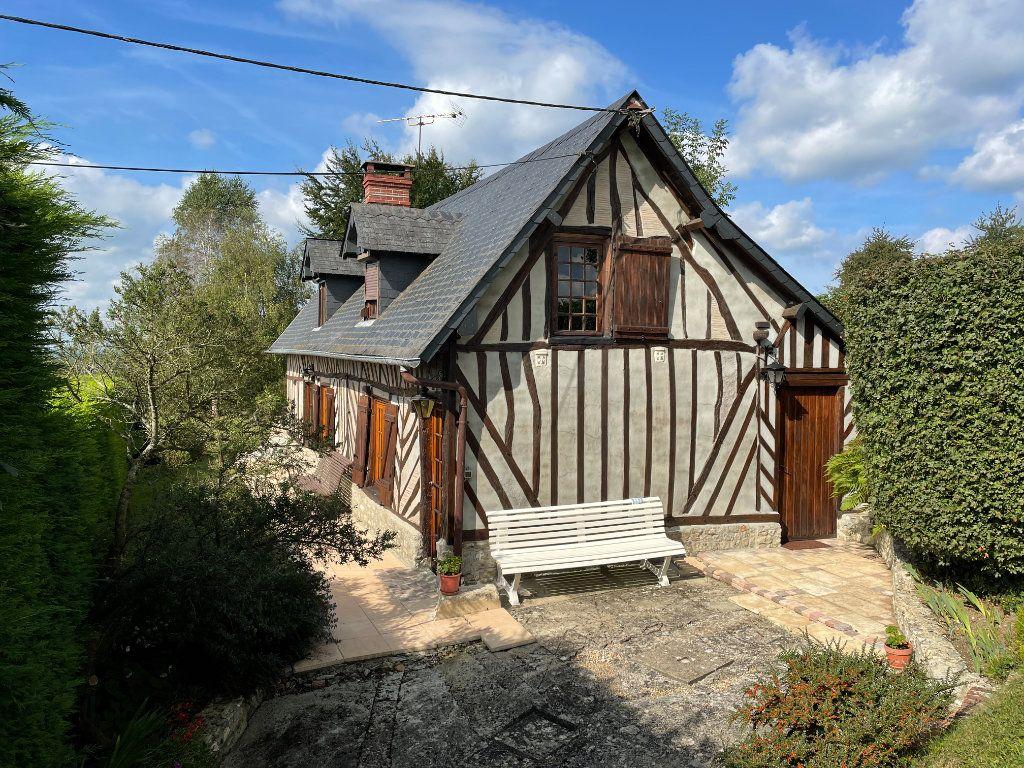Maison à vendre 5 72m2 à Annebault vignette-2
