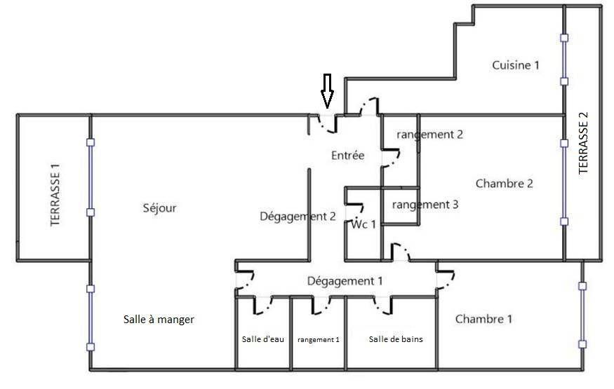 Appartement à vendre 4 95.18m2 à Nice vignette-9