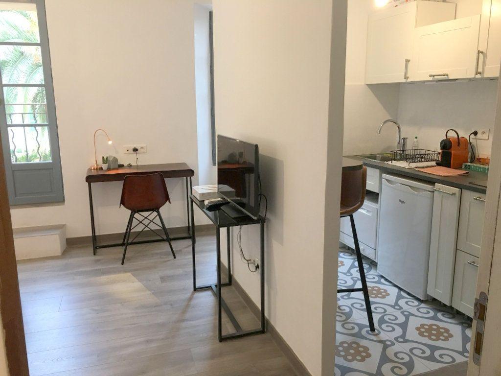 Appartement à louer 1 21.65m2 à Vence vignette-4