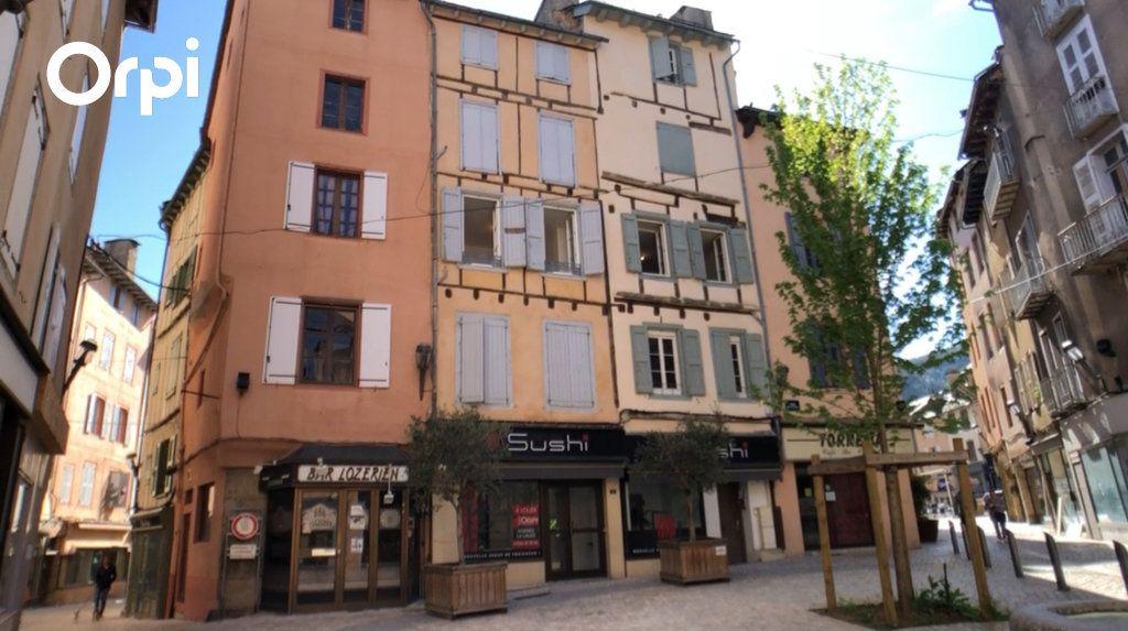 Appartement à louer 3 44m2 à Mende vignette-1