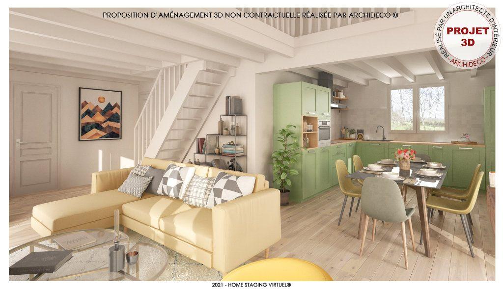 Maison à vendre 5 115m2 à Pontonx-sur-l'Adour vignette-4