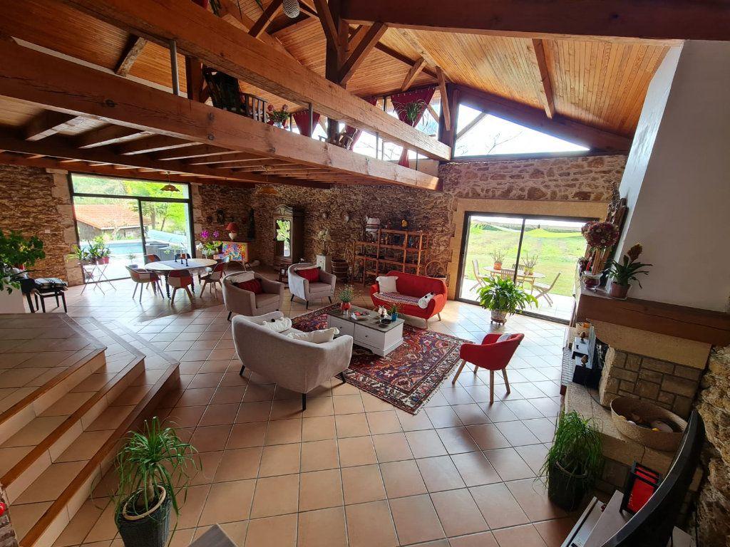 Maison à vendre 7 336m2 à Pontonx-sur-l'Adour vignette-2