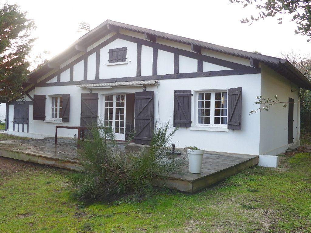 Maison à vendre 5 91m2 à Seignosse vignette-1