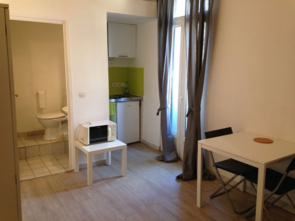 Appartement à louer 1 17m2 à Montpellier vignette-1