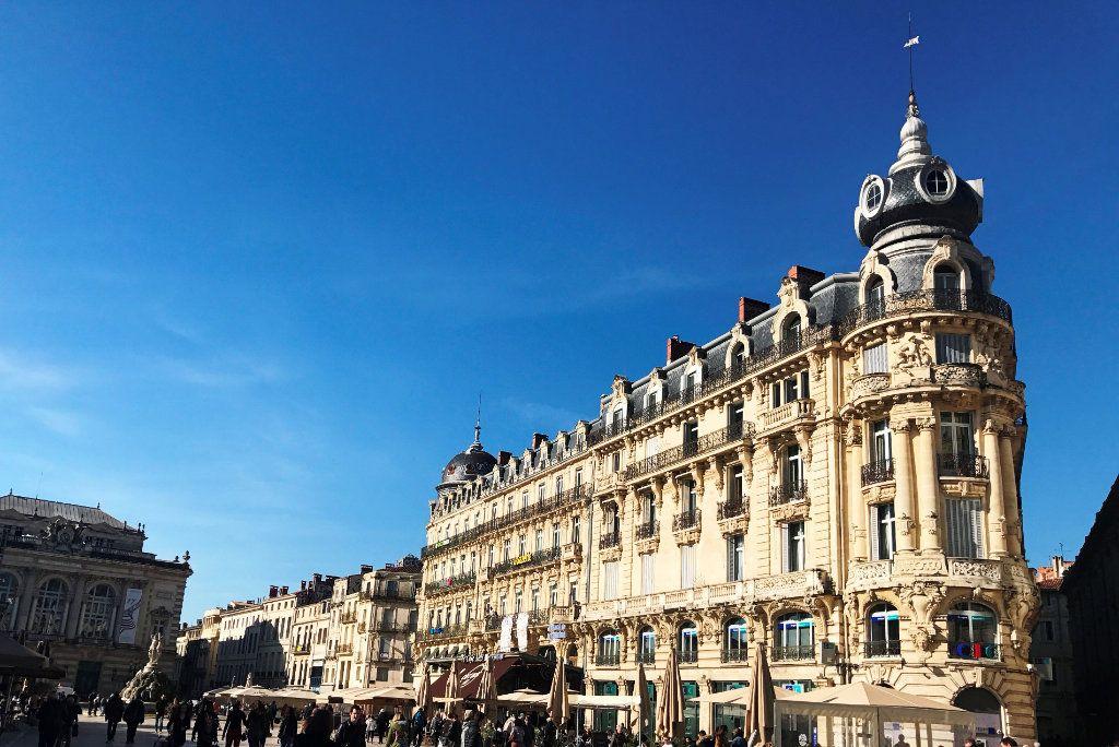Appartement à louer 3 124.48m2 à Montpellier vignette-1