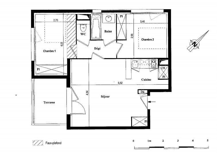Appartement à vendre 3 53m2 à Toulouse vignette-10