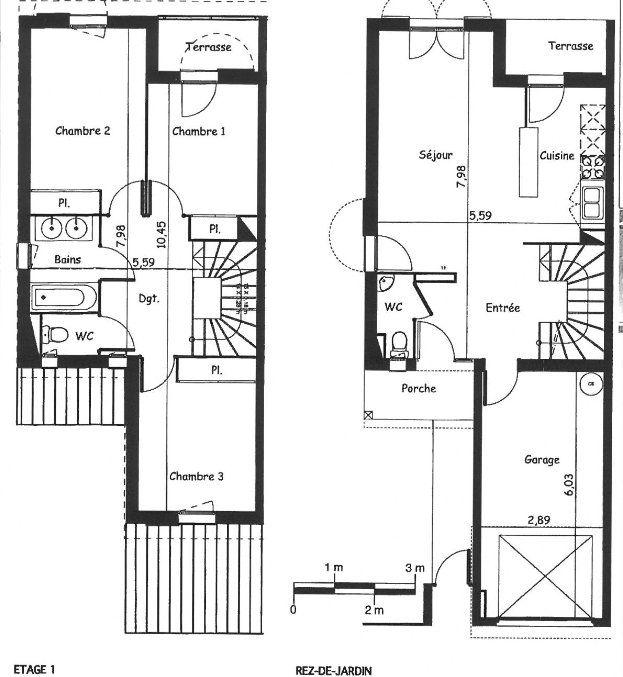 Maison à vendre 4 87m2 à Nailloux vignette-2
