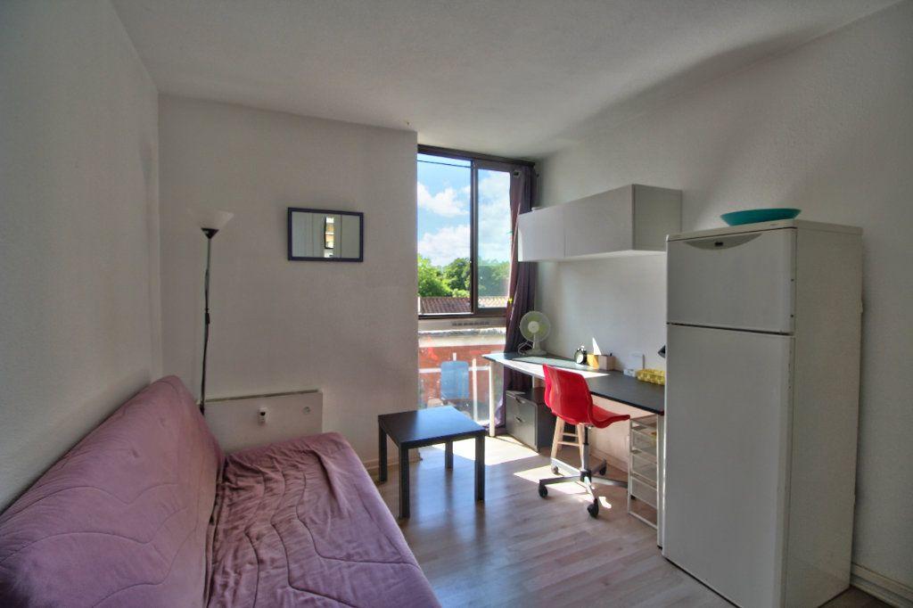 Appartement à louer 1 15m2 à Toulouse vignette-1