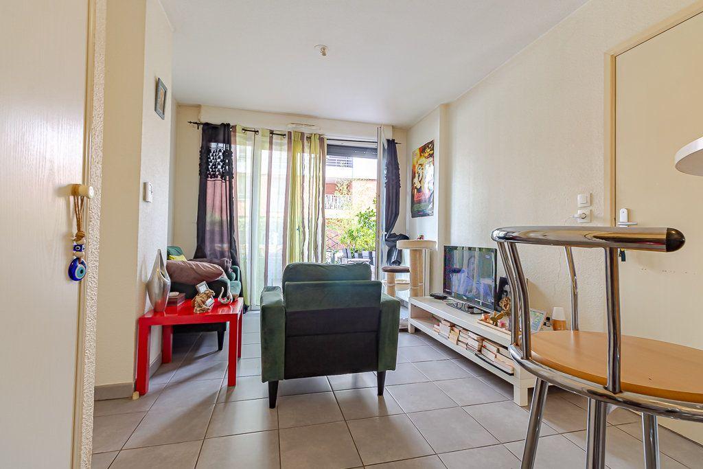 Appartement à vendre 2 37m2 à Toulouse vignette-1