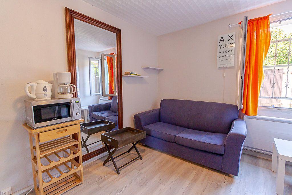 Appartement à vendre 1 14m2 à Toulouse vignette-1