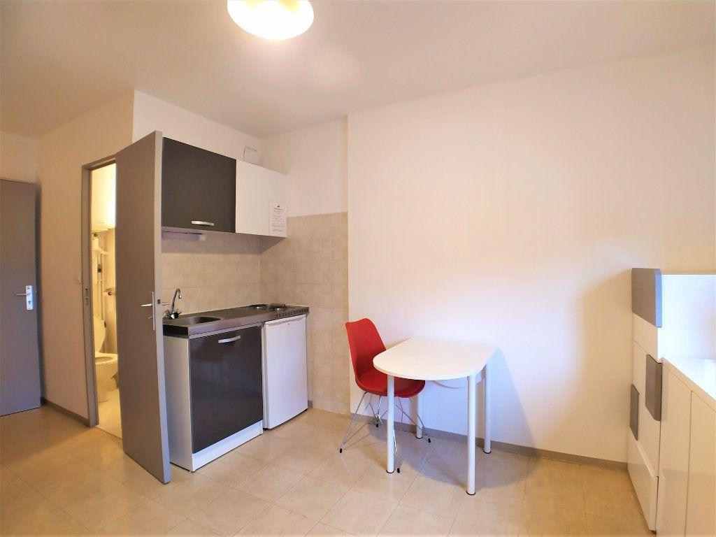 Appartement à vendre 1 17m2 à Toulouse vignette-2