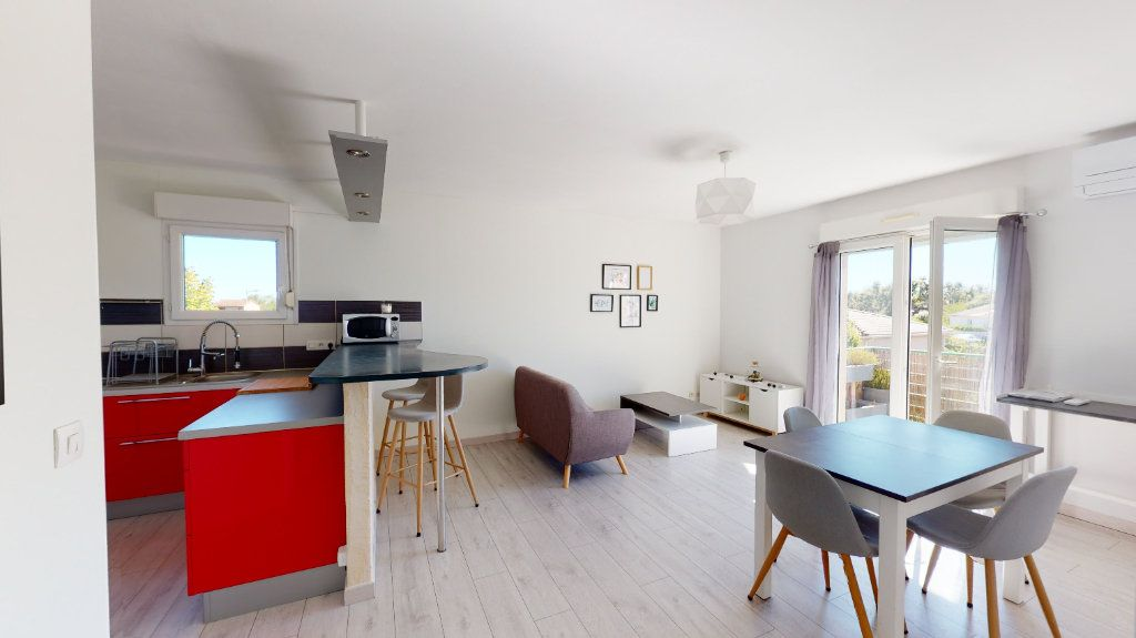 Appartement à louer 2 47m2 à Tournefeuille vignette-2