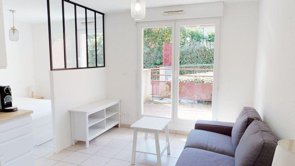 Appartement à louer 1 26.24m2 à Toulouse vignette-1