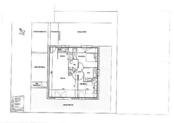 Maison à vendre 3 64.7m2 à Labastide-Saint-Sernin vignette-2