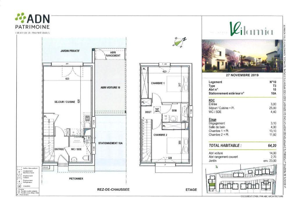 Maison à vendre 3 64.9m2 à Labastide-Saint-Sernin vignette-2