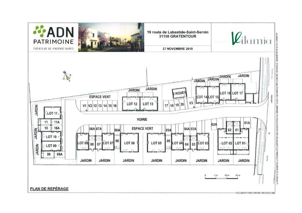 Maison à vendre 3 64.9m2 à Labastide-Saint-Sernin vignette-3