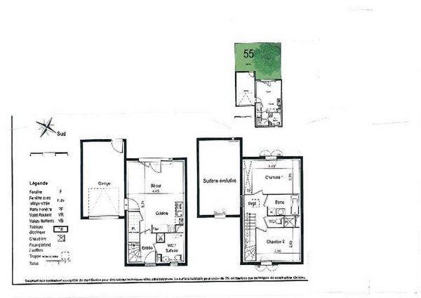 Maison à vendre 3 63.76m2 à Saint-Jory vignette-2