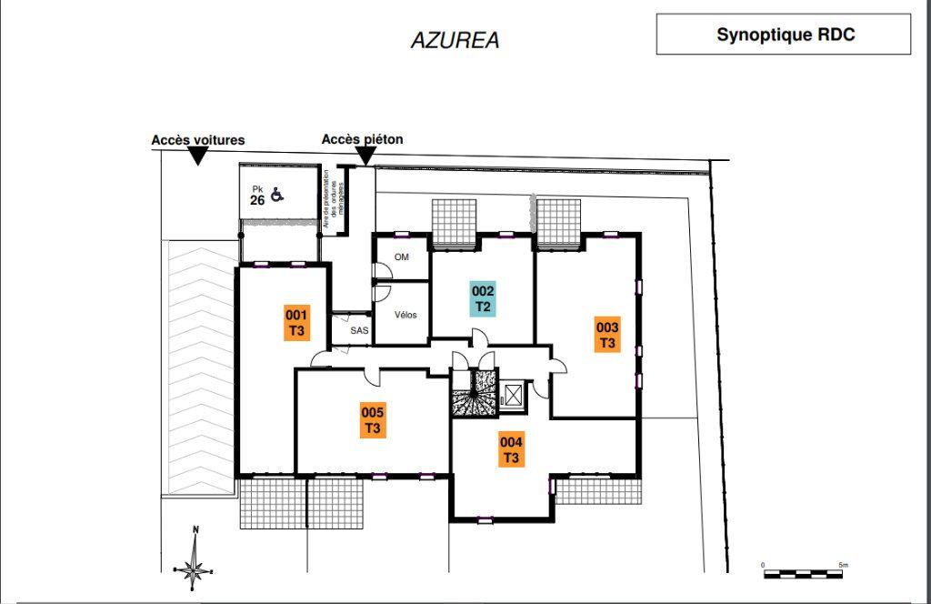 Appartement à vendre 3 63.53m2 à Toulouse vignette-6