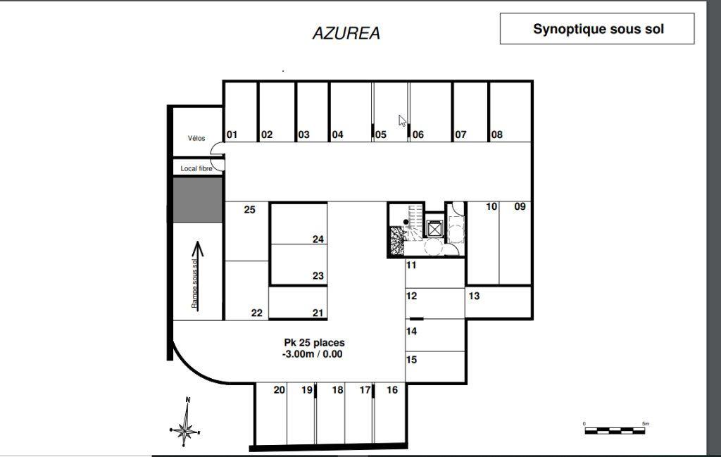Appartement à vendre 2 38.93m2 à Toulouse vignette-5