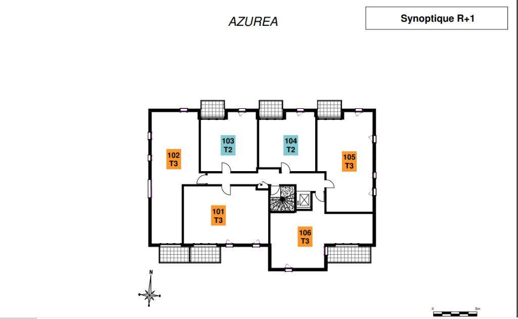 Appartement à vendre 2 38.93m2 à Toulouse vignette-6