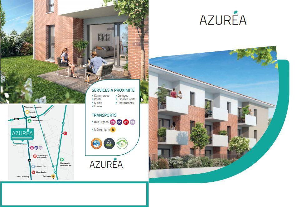 Appartement à vendre 2 38.82m2 à Toulouse vignette-3