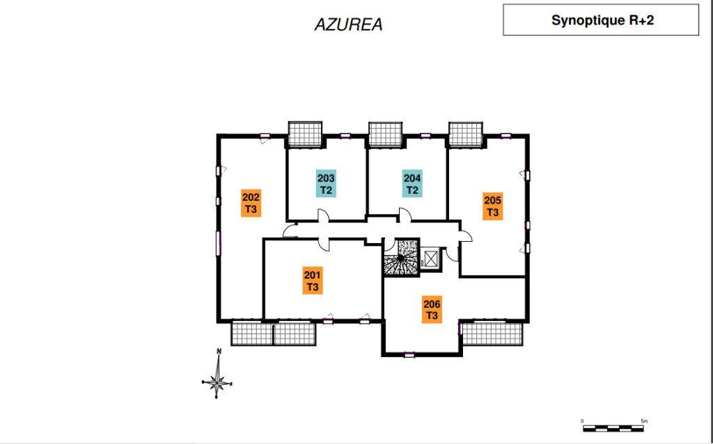 Appartement à vendre 2 38.82m2 à Toulouse vignette-6