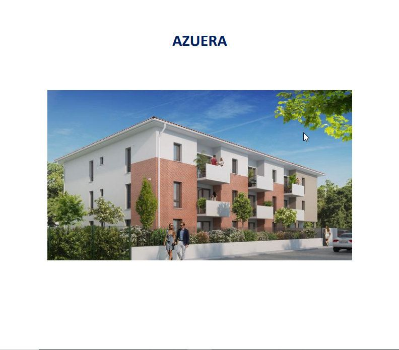 Appartement à vendre 3 63.51m2 à Toulouse vignette-1