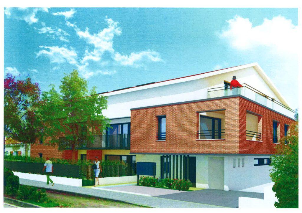 Appartement à vendre 3 65.31m2 à Toulouse vignette-1