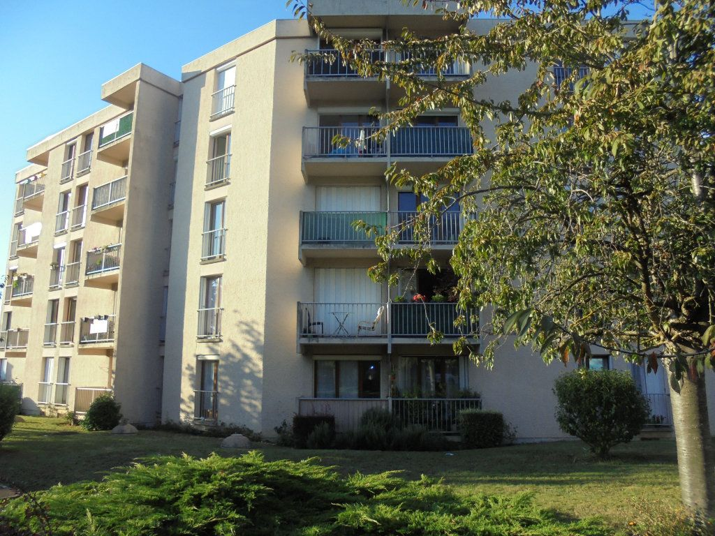 Appartement à vendre 2 59m2 à Évreux vignette-1