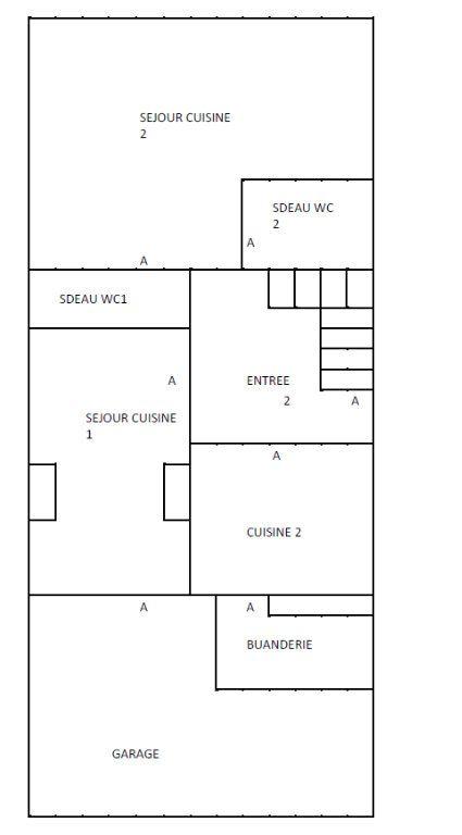 Maison à vendre 242m2 à Saint-Pierre-la-Palud