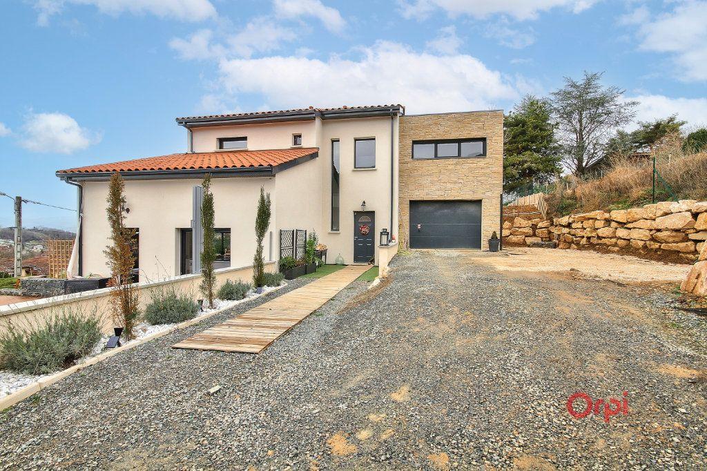 Maison à vendre 6 175m2 à Saint-Pierre-la-Palud vignette-5