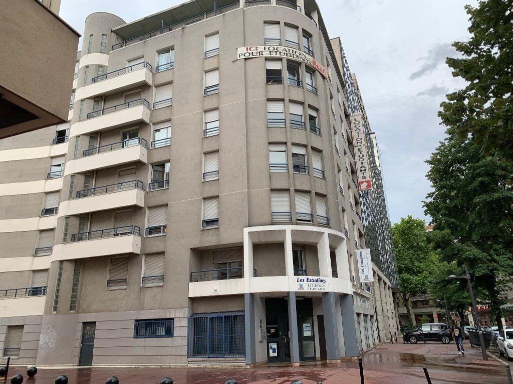 Appartement à vendre 1 20.6m2 à Lyon 3 vignette-1