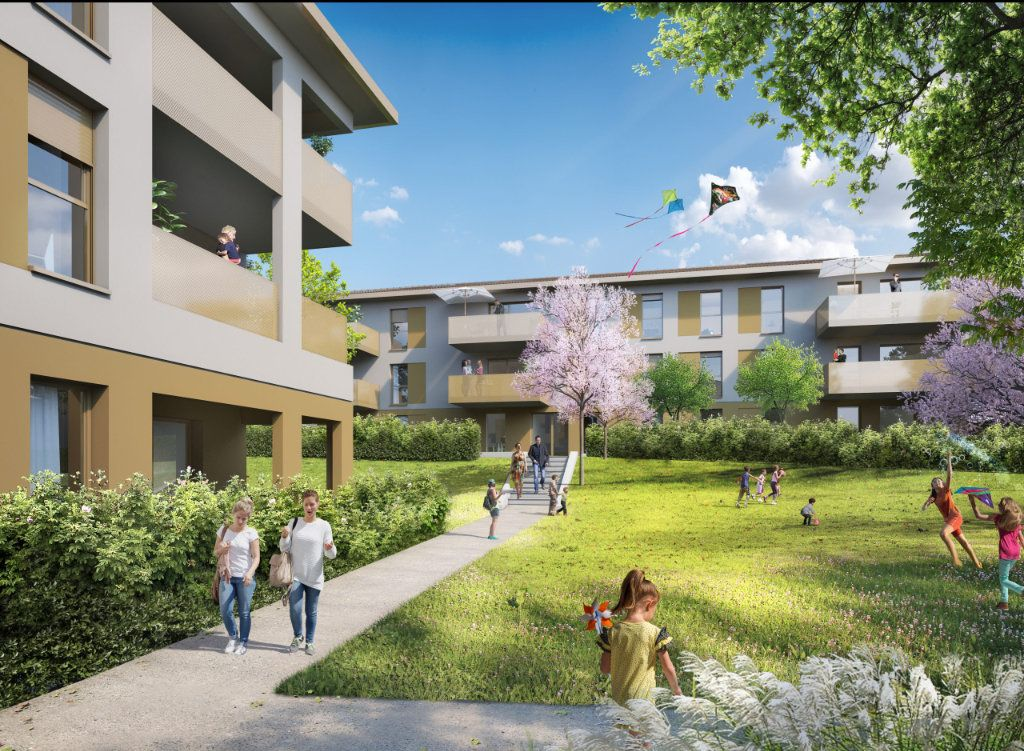 Appartement à vendre 4 93m2 à Rillieux-la-Pape vignette-2