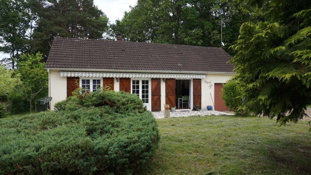 Maison à vendre 3 70m2 à Noyers vignette-1